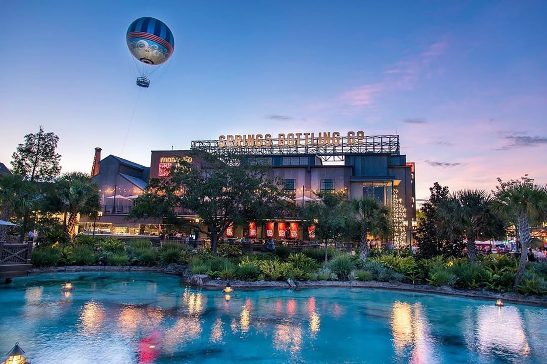 The Springs Bottling Company at Disney Springs