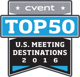 Cvent's Top 50 US Meeting Destinations 2016