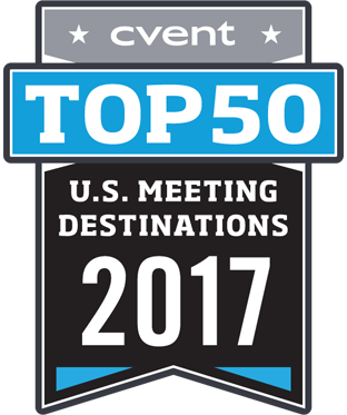 Cvent's Top 50 US Meeting Destinations 2017