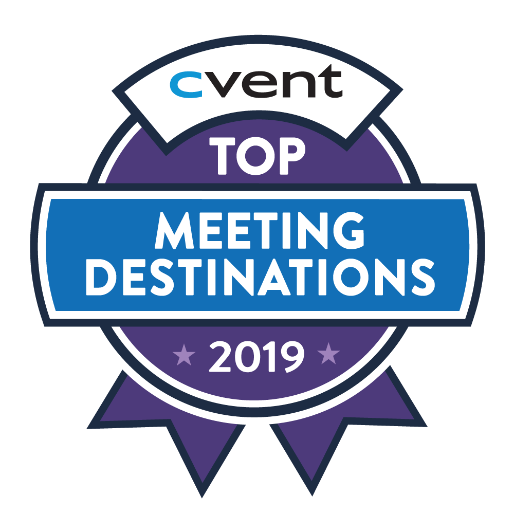 Cvent's Top 50 US Meeting Destinations 2019