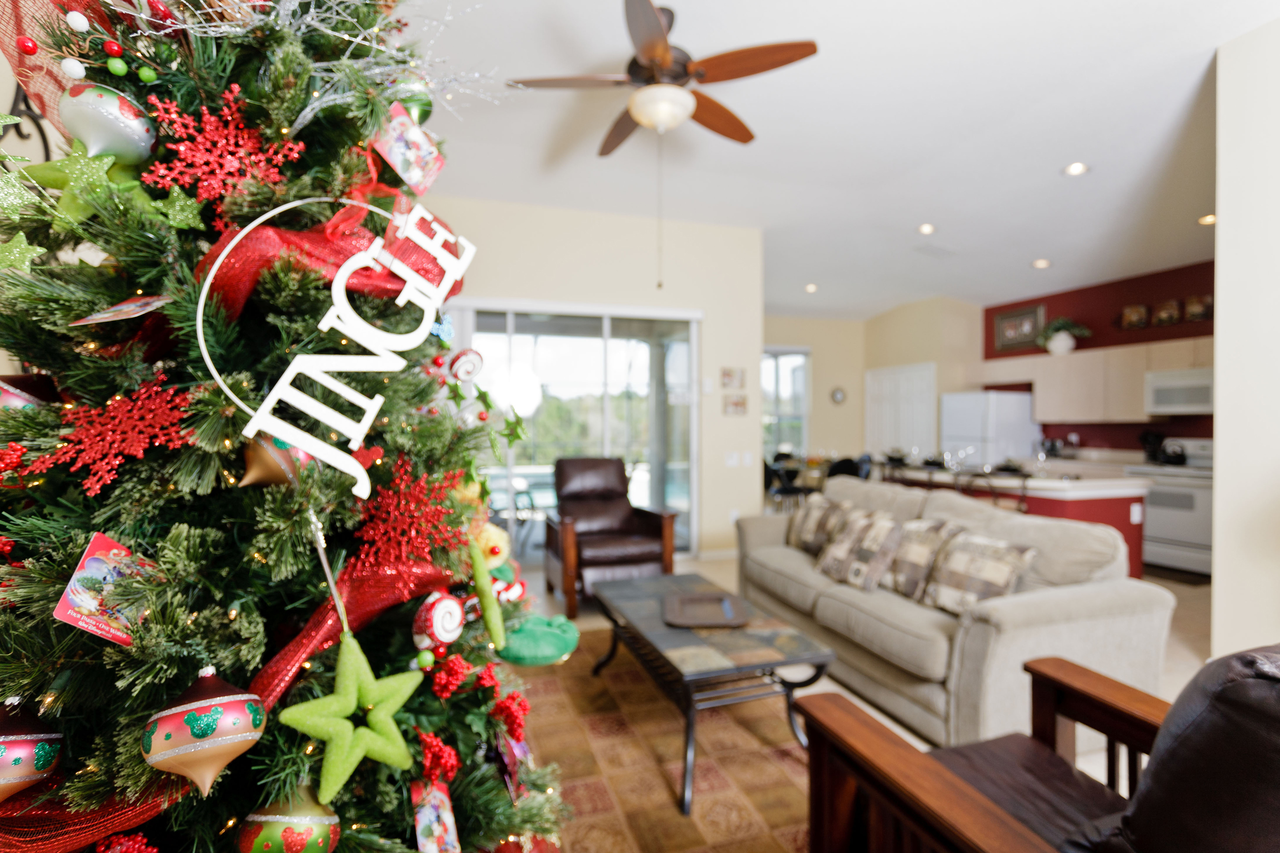 Vacation Home For The Holidays Experience Kissimmee
