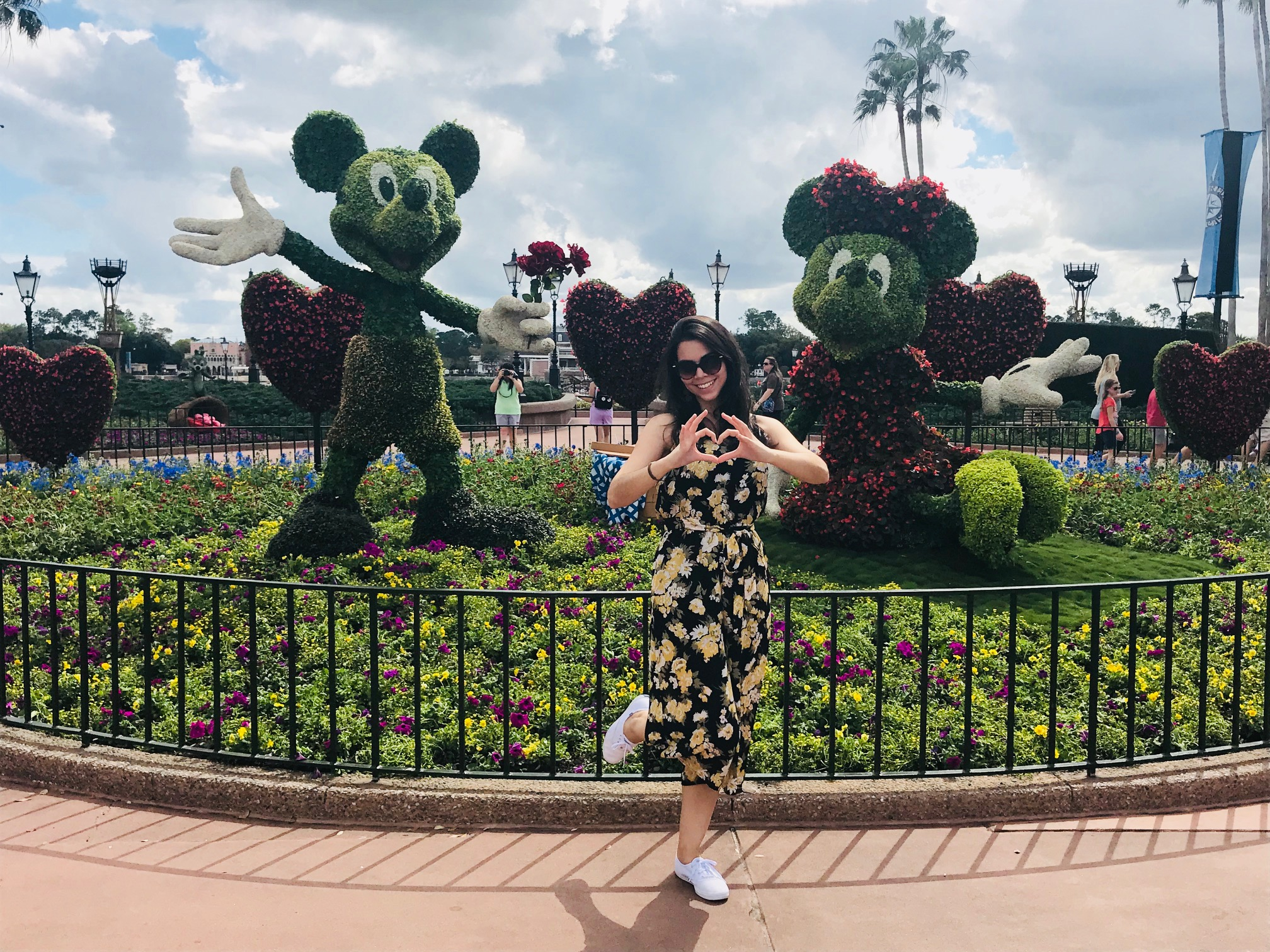 Epcot International Flower and Garden Festival 2019 Walt Disney World Resort