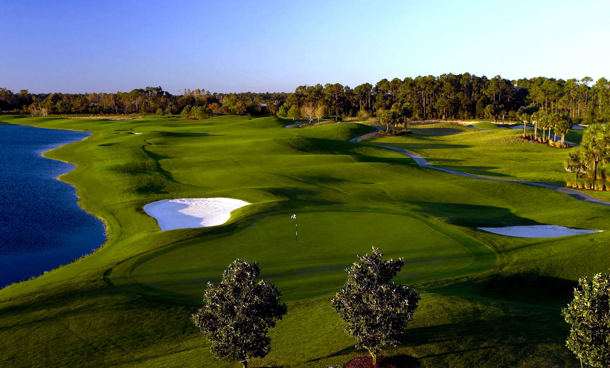 Harmony Golf and Preserve in Kissimmee, Central Florida