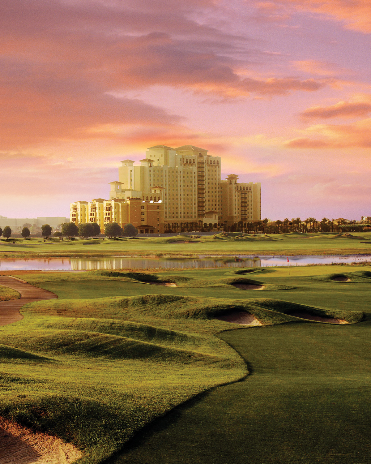The International Course at Omni Orlando Resort
