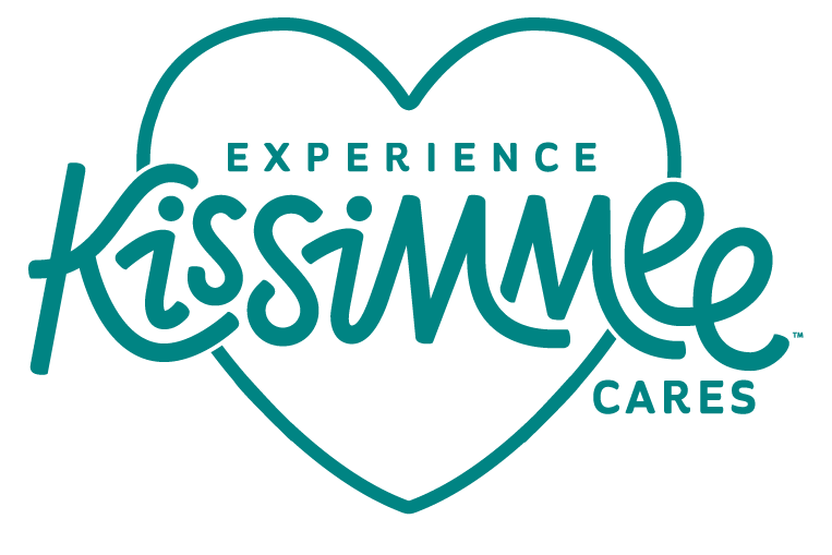 Experience Kissimmee Cares Logo