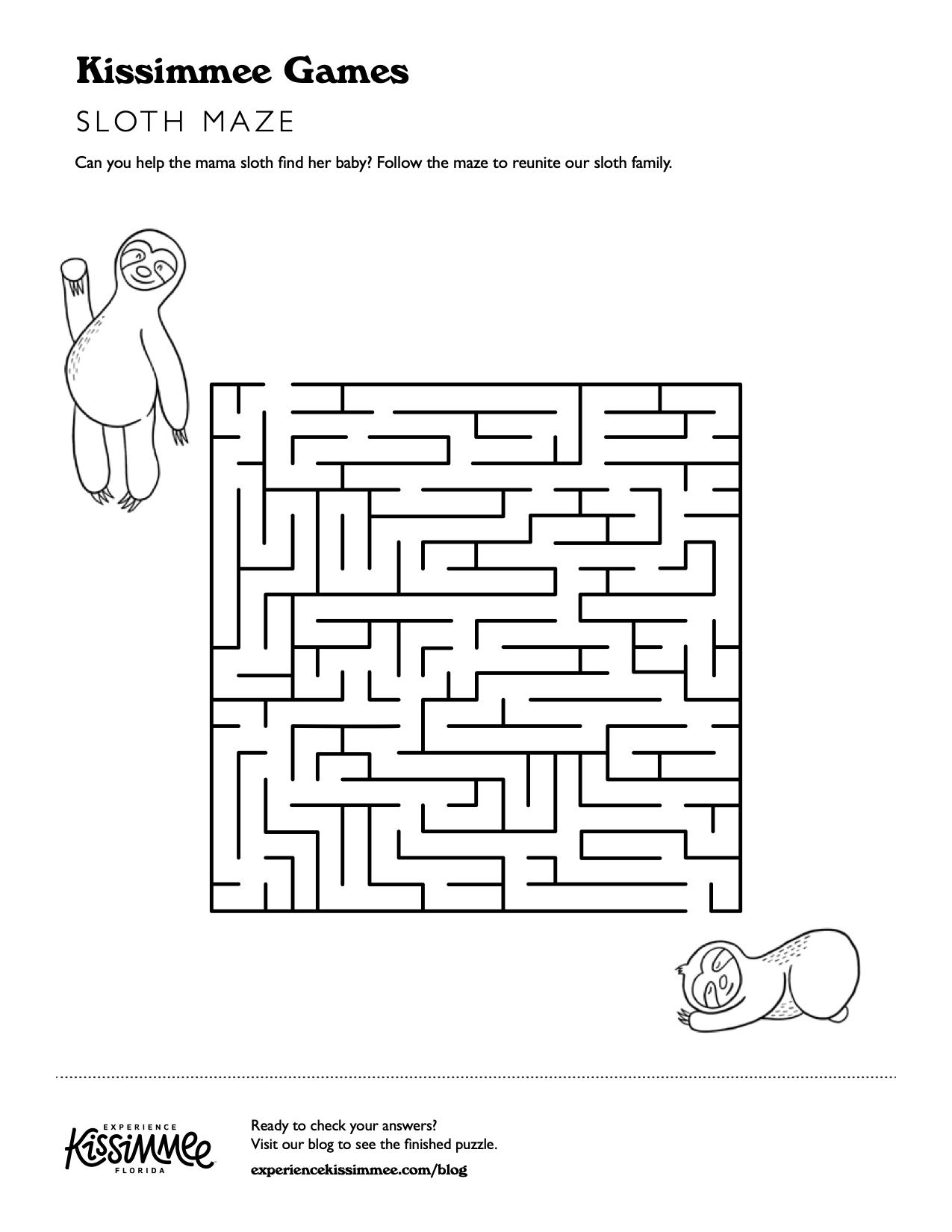 Kissimmee Maze