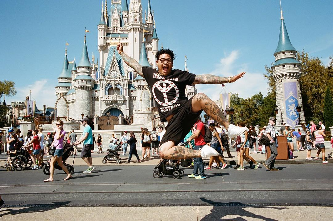 Prepare to find photo op inspiration everywhere! Catch some air like @tourxdad and use #MyKissimmee so we can see too!
