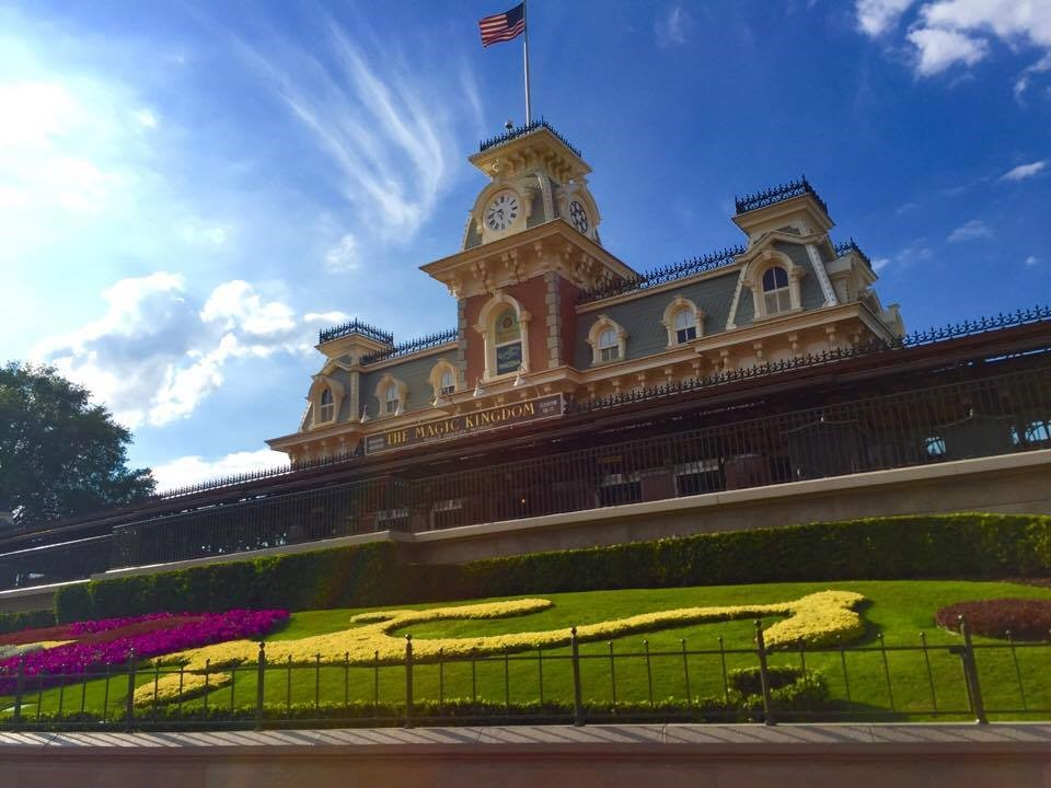 Make sure you visit the Magic Kingdom!