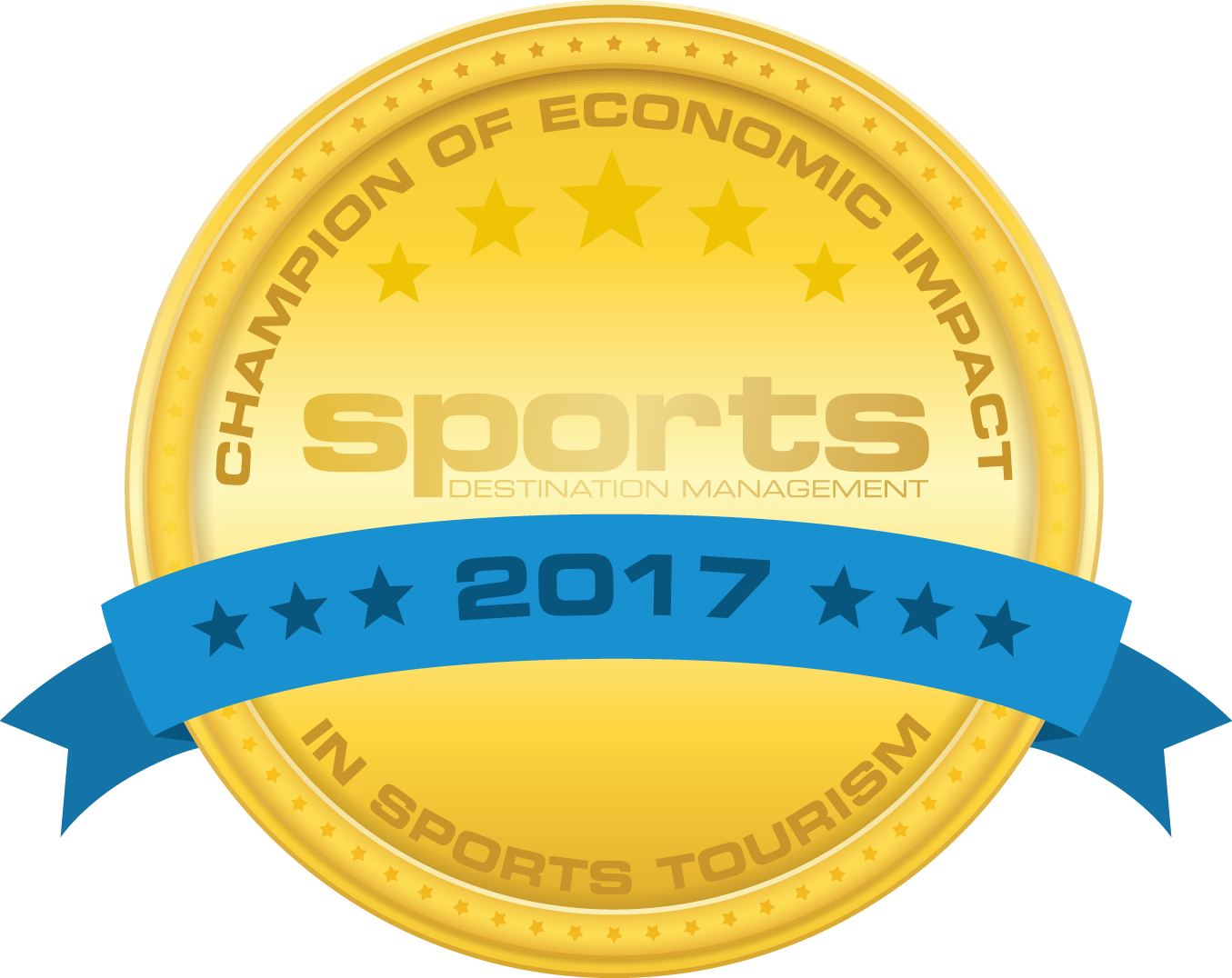 Sports Destination Management Magazine Logo