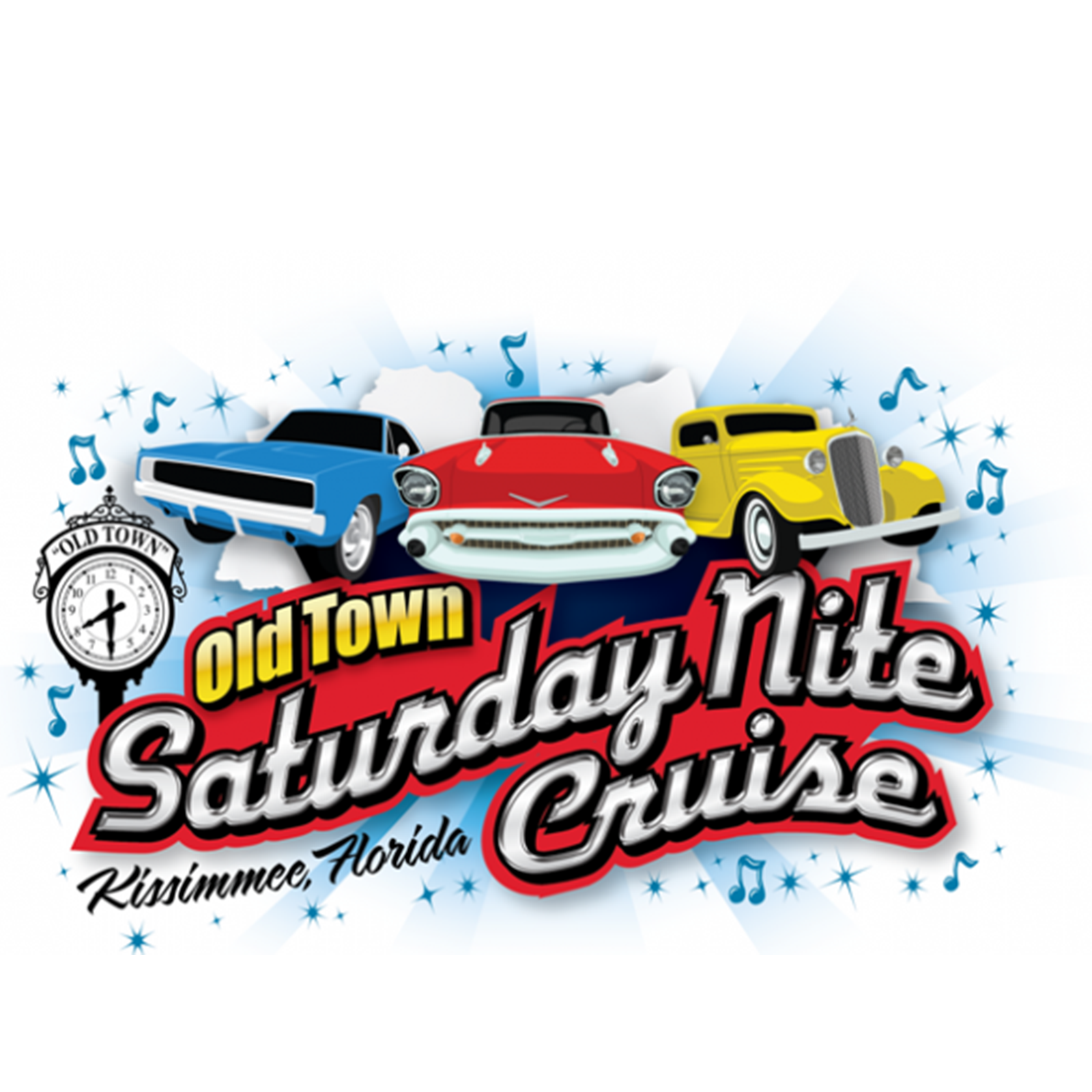 Saturday Nite Cruise At Old Town Experience Kissimmee - Kissimmee car show saturday