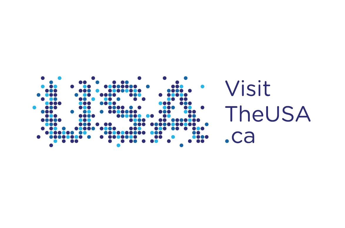 BrandUSA's Visit the USA logo