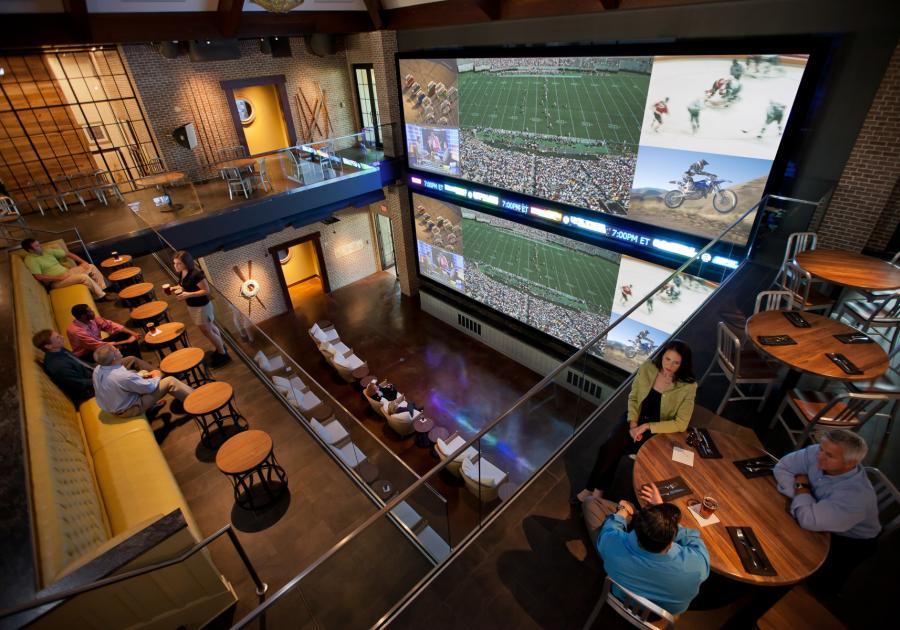 Wrecker's Sports Bar in Kissimmee, Florida