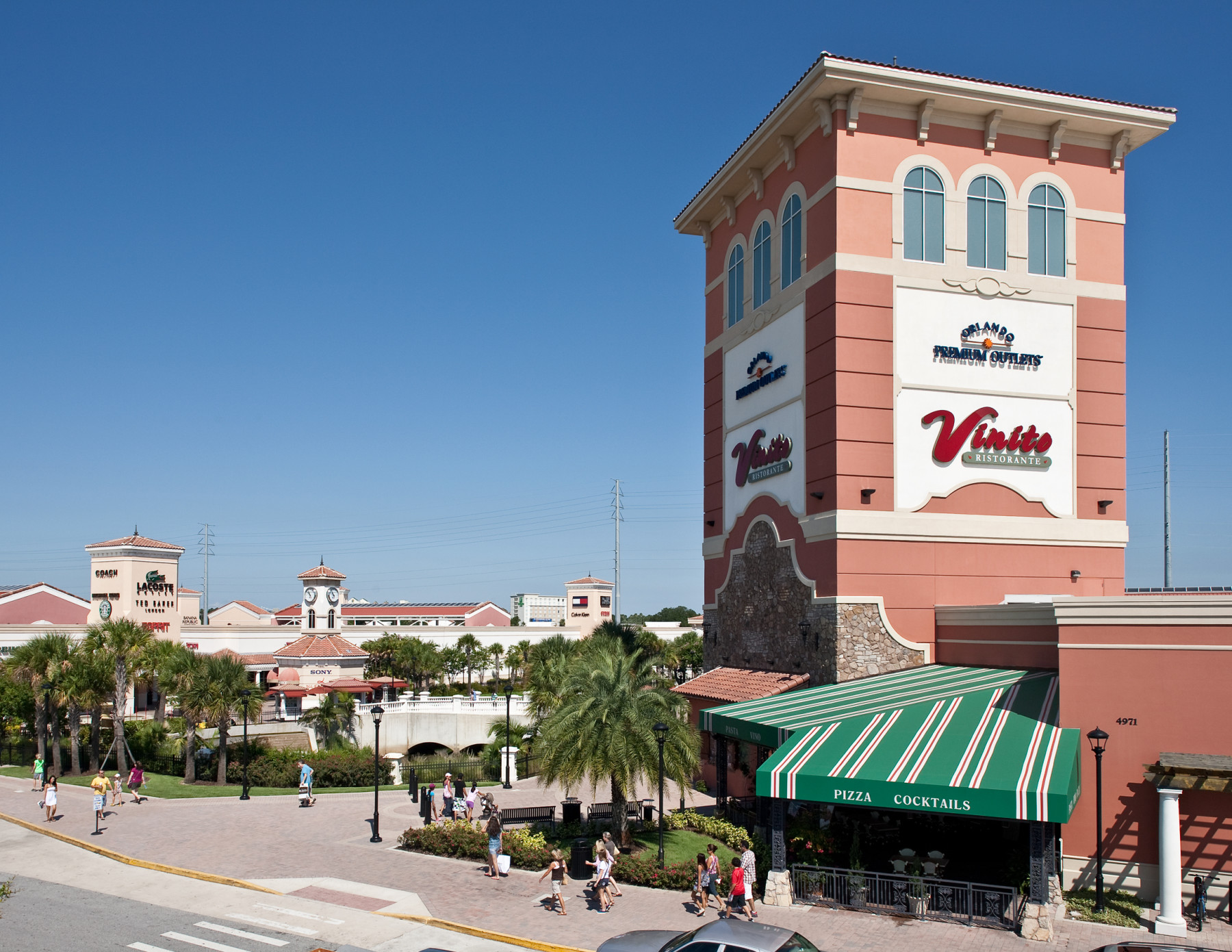 orlando premium outlets international experience kissimmee