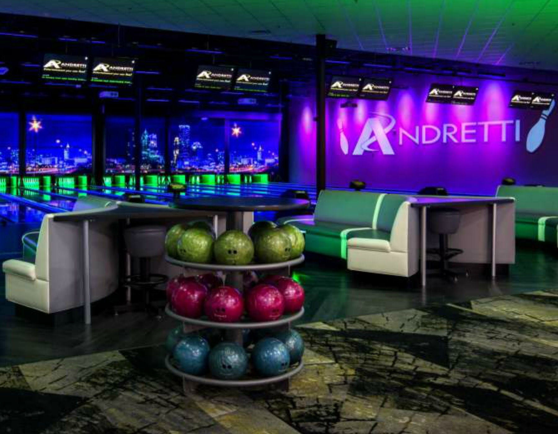 Andretti Indoor Karting Amp Games Experience Kissimmee