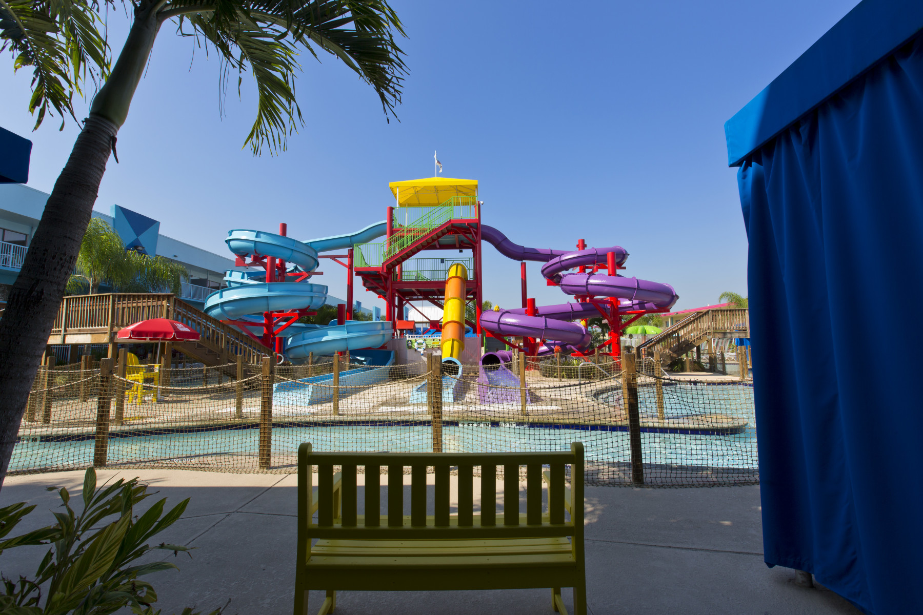 flamingo waterpark resort experience kissimmee. Black Bedroom Furniture Sets. Home Design Ideas