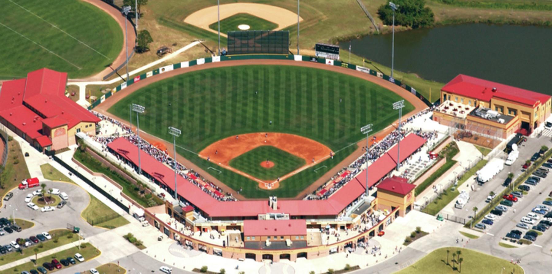 Osceola County Stadium Experience Kissimmee