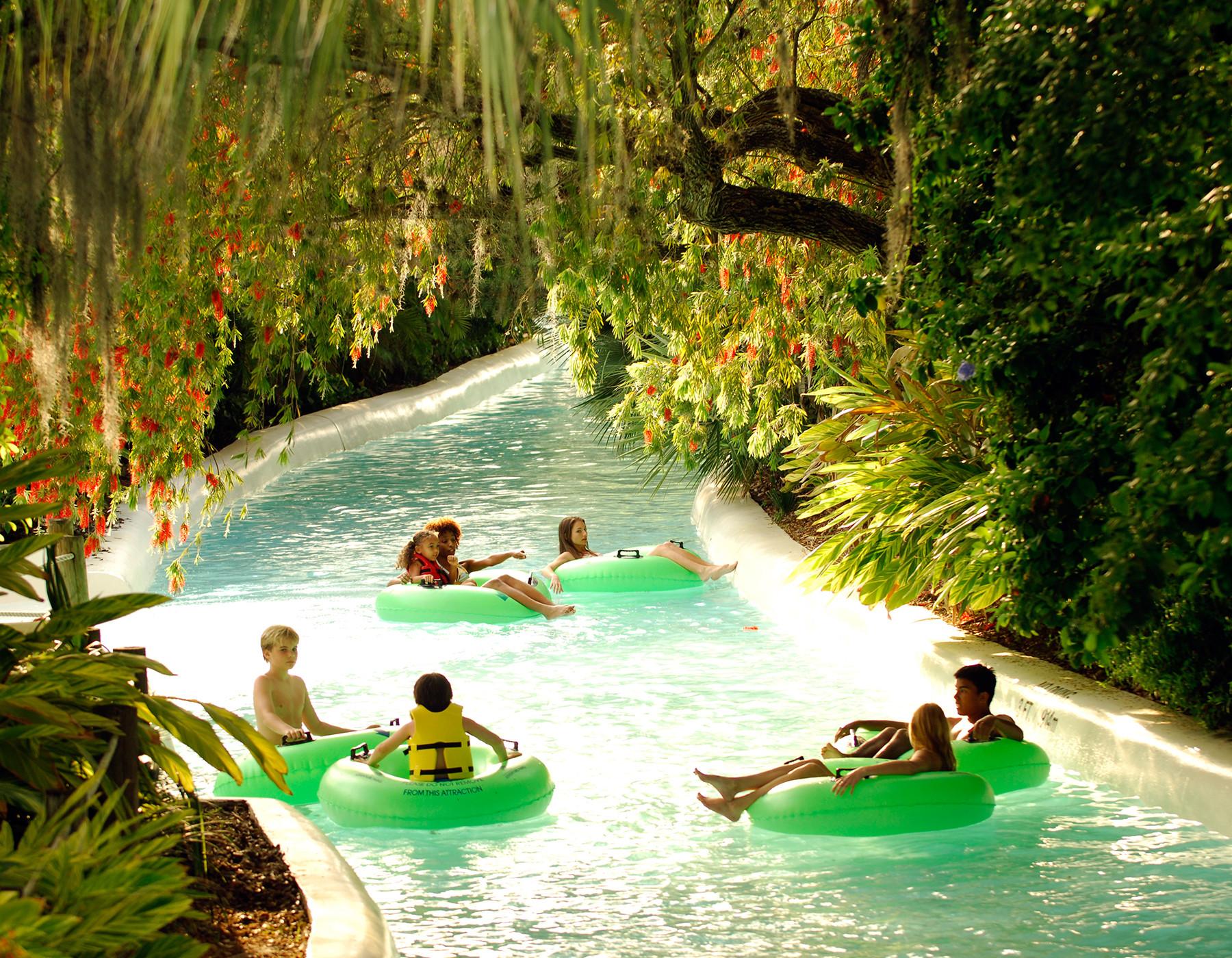 Adventure Island Experience Kissimmee