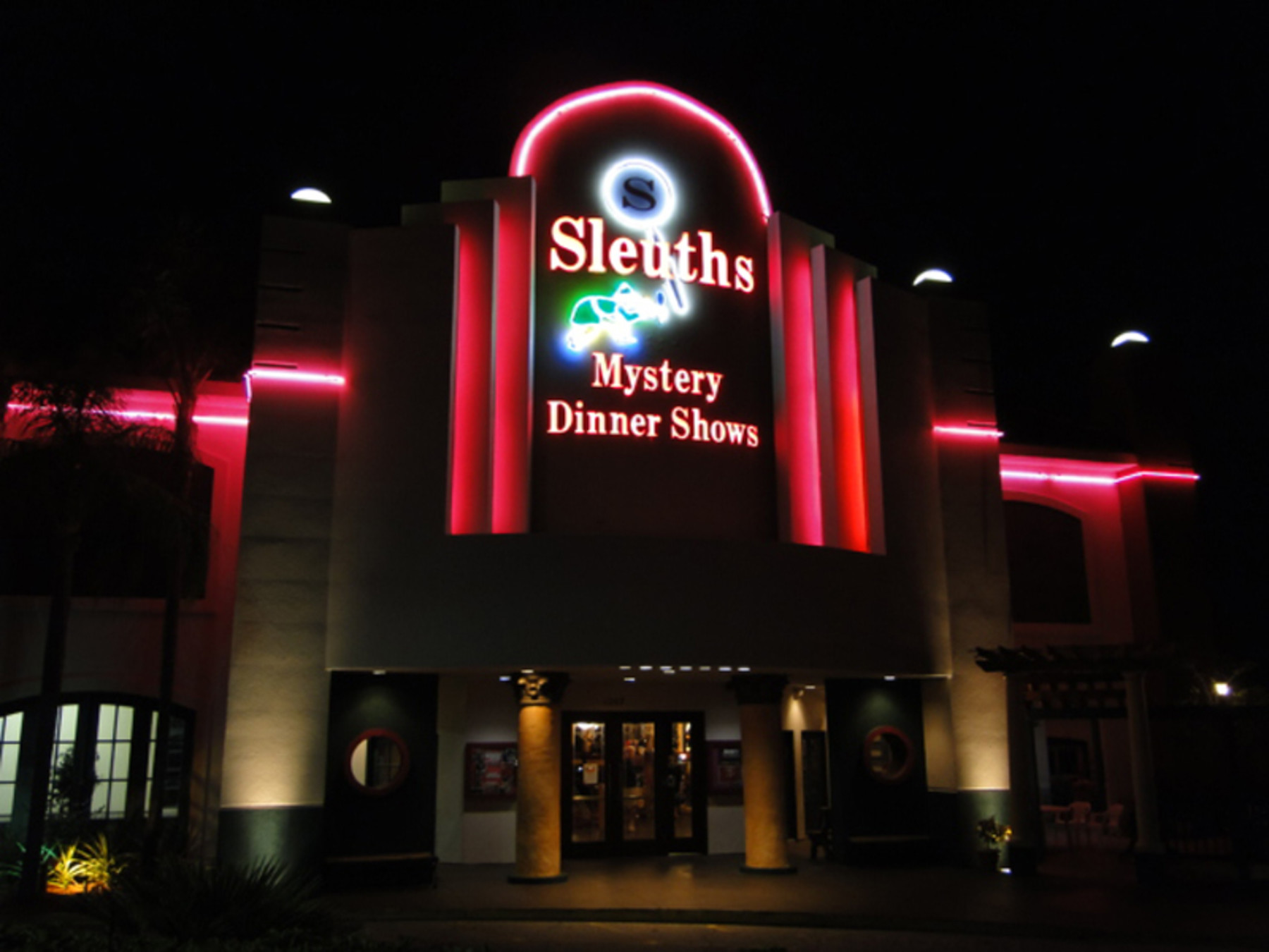 Sleuths Mystery Dinner Shows Experience Kissimmee