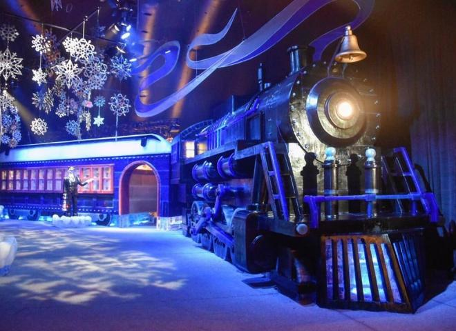 The Polar Express at Gaylord Palms Resort and Convention Center