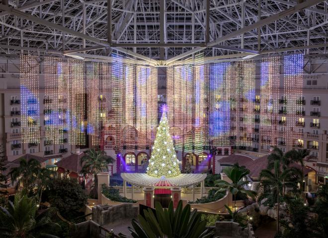Atrium Christmas Tree