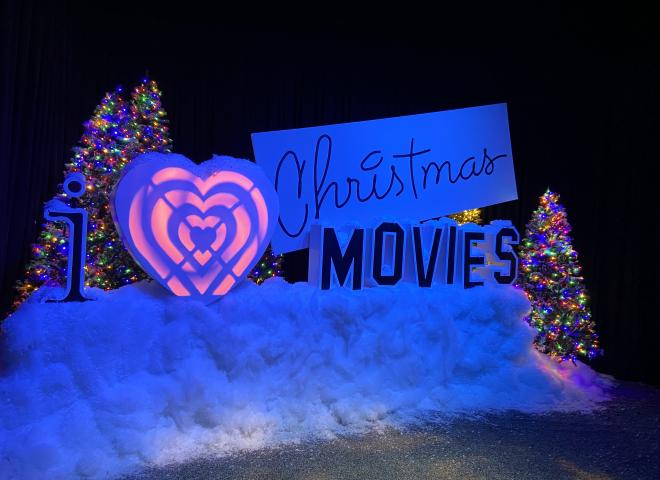 The I Love Movies Attraction at Gaylord Palms