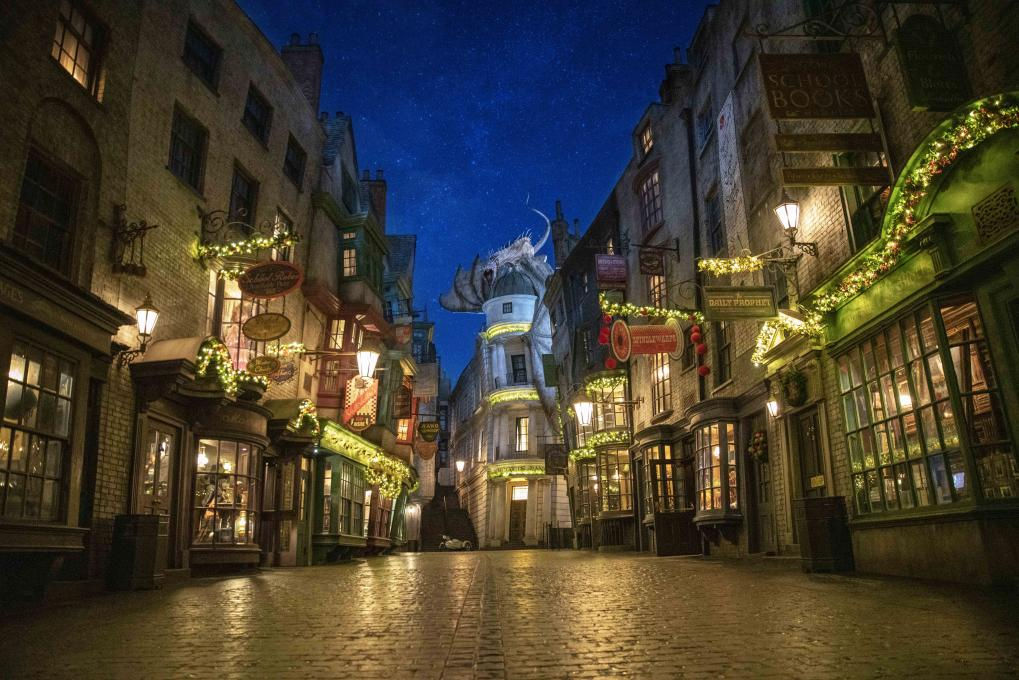 The Wizarding World of Harry Potter Diagon Alley