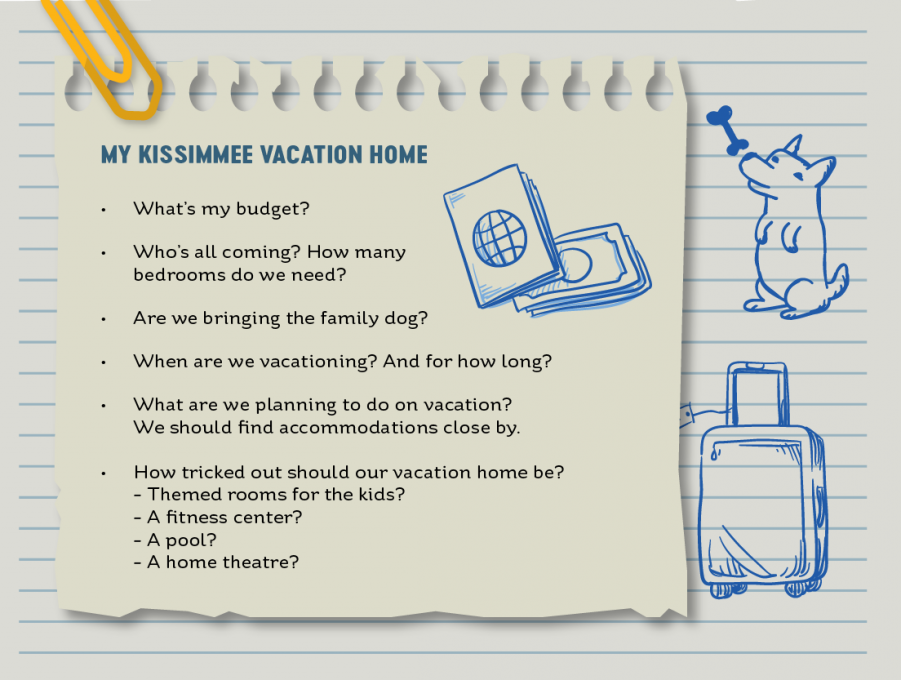 My Kissimmee Vacation Home FAQs