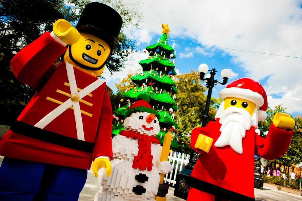 Legoland Florida Holiday