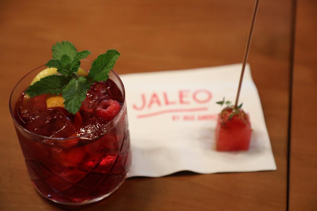 Sangría Roja at Jaleo