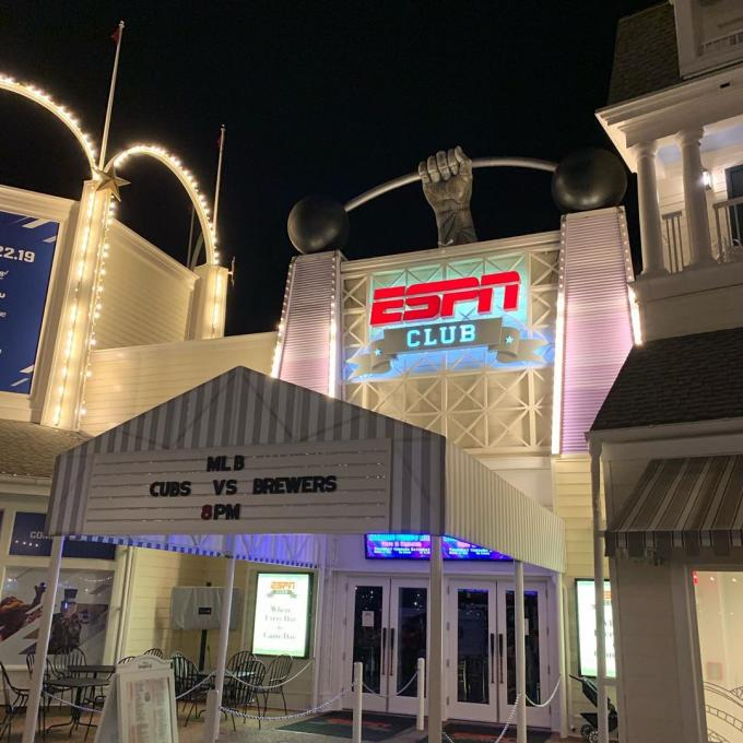 Super Bowl, Kissimmee, Disney, Boardwalk, ESPN
