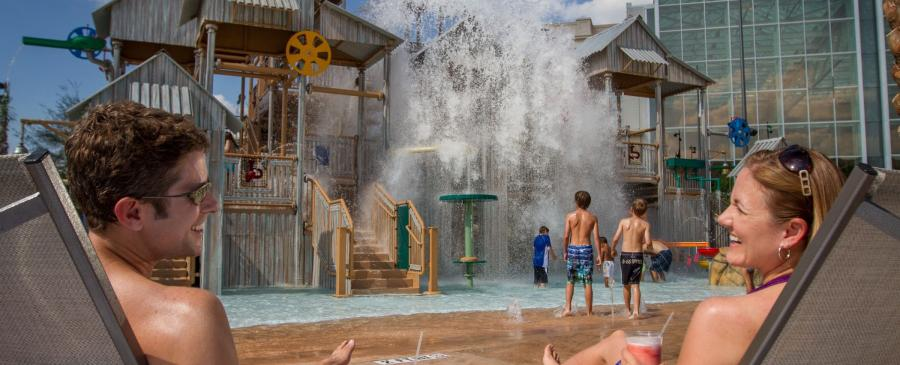 Cypress Springs Water Park