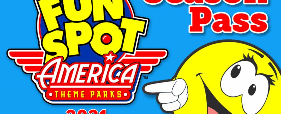 2021 Fun Spot America Season Pass