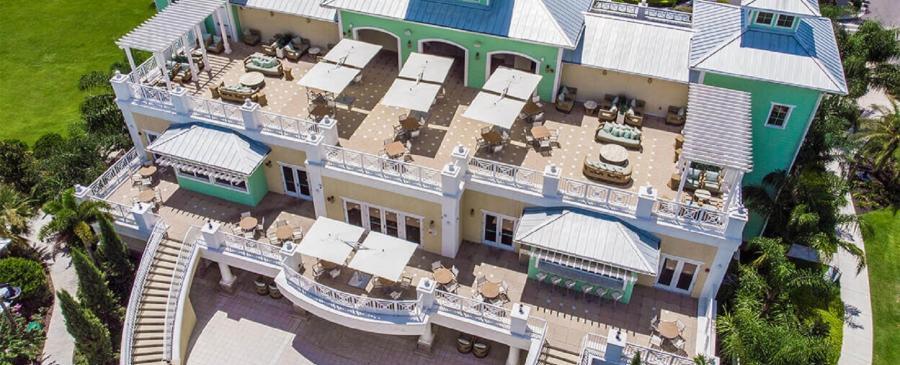 Third Floor Terrace