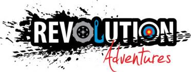 New Revolution Adventures Logo