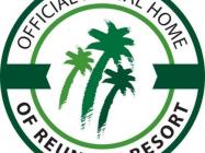 The Only Official Vacation Home Rental Program of Reunion Resort