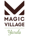 Magic Village Yards New Logo