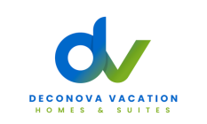 DecoNova Vacation Homes logo