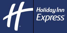 Holiday Inn Express South Lake Buena Vista Logo