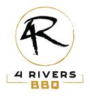 4 Rivers Smokehouse logo
