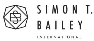 Simon T. Bailey Logo