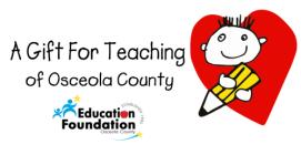 Education Foundation Logo