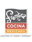 Logo for Frontera Cocina.
