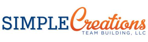 Our company logo.  Simple Creations Team Building, LLC