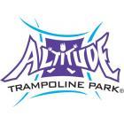 Altitude Trampoline Park Kissimmee logo. A Disney area attraction.