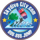 Skydive City/Z-Hills Logo