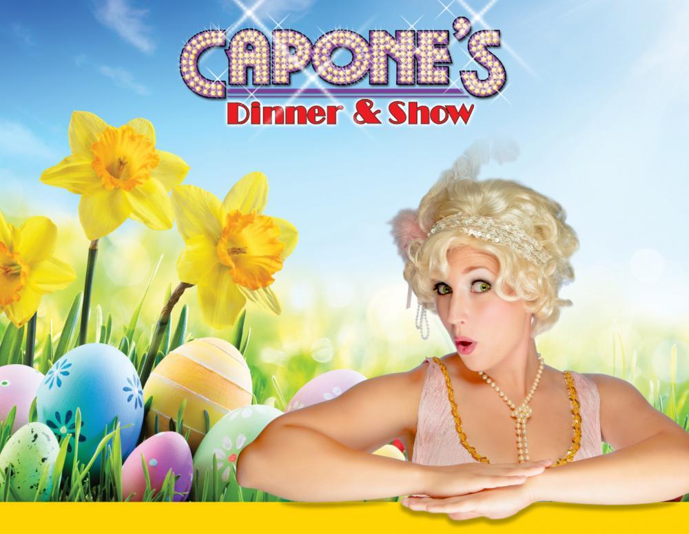 Special Easter Dinner Show Buffet