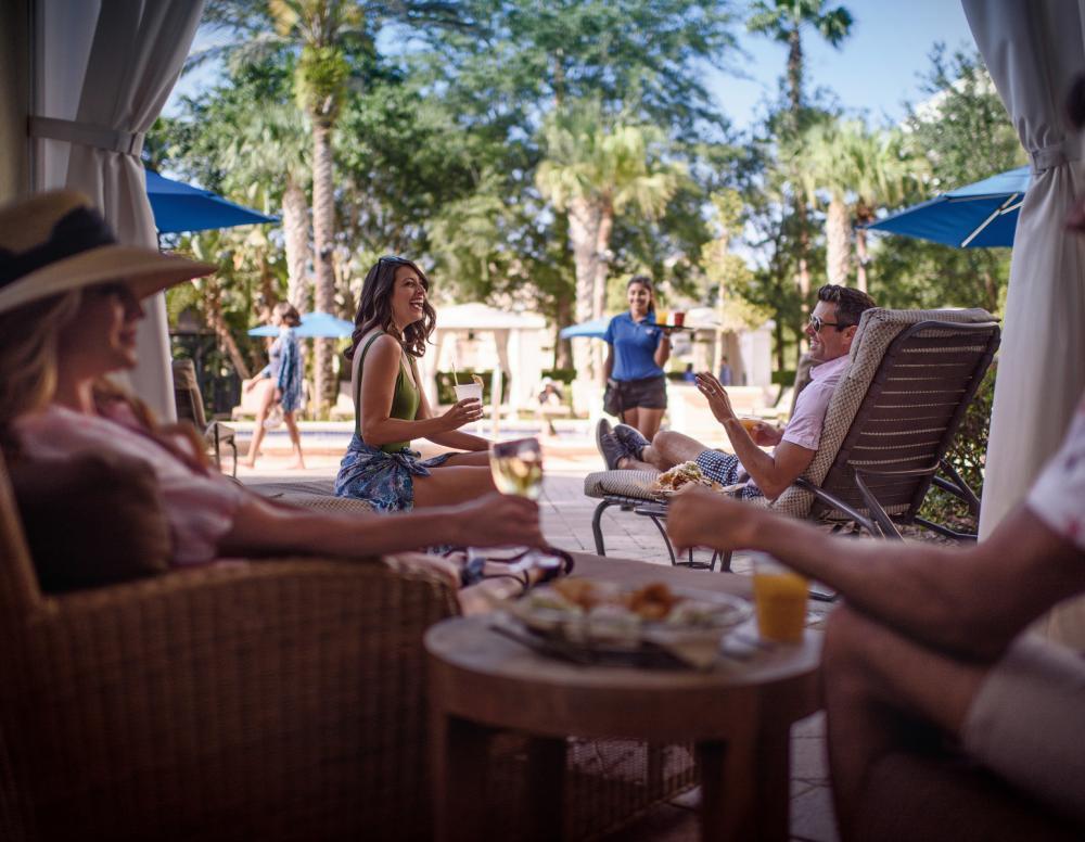 Adult Pool Cabana