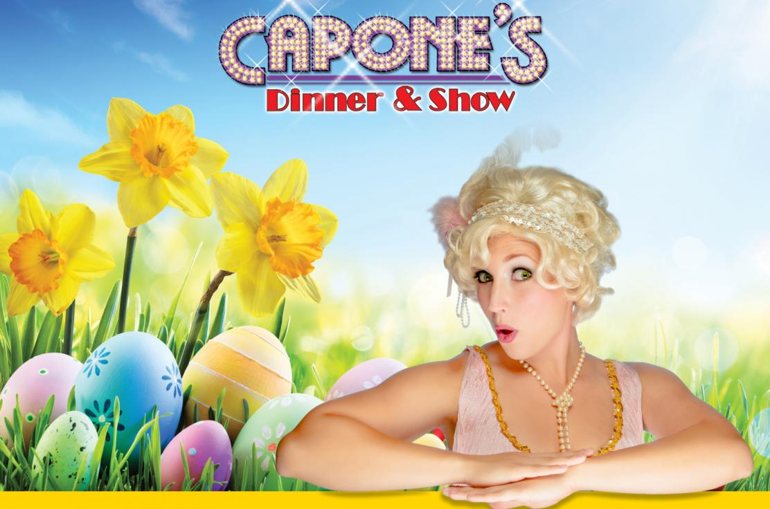 Special Easter Dinner Show Buffet