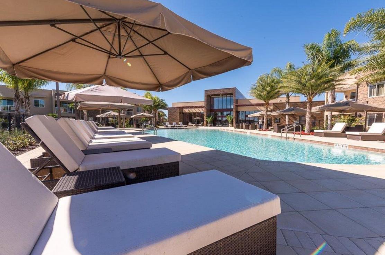 Pool Area Deck