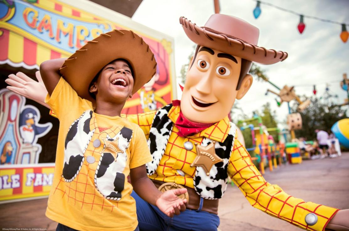 DHS_Toy Story_Woody Meet and Greet